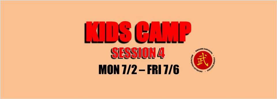 Kids Camp Session 3 @ Japan Karate Federation, Tucson AZ | Tucson | Arizona | United States